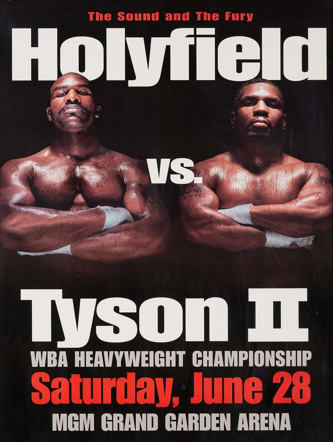 holyfield vs tyson