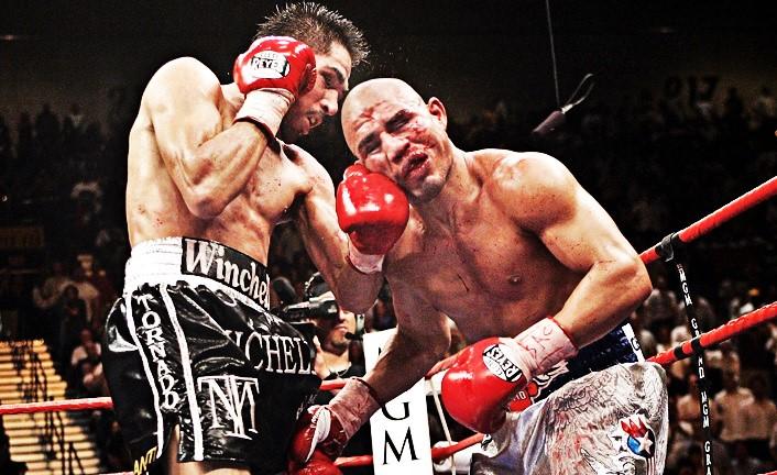 July 26, 2008: Cotto vs Margarito I