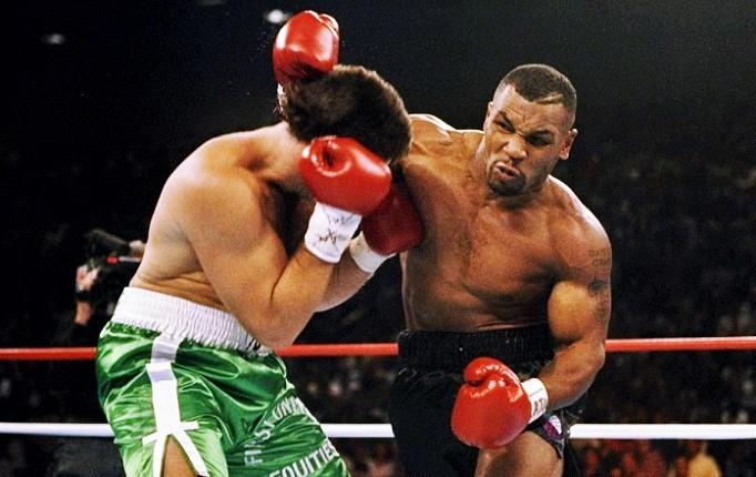 Aug. 19, 1995: Tyson vs McNeeley