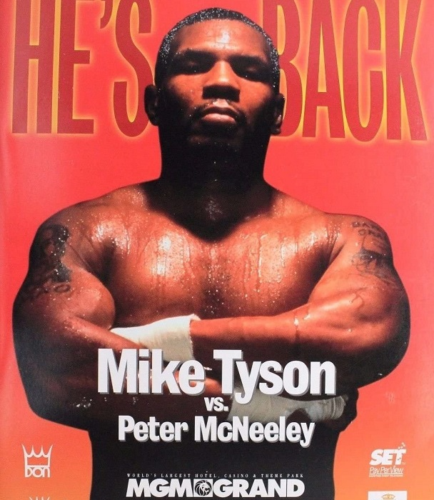 Tyson vs McNeeley