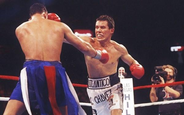 Chavez vs Camacho
