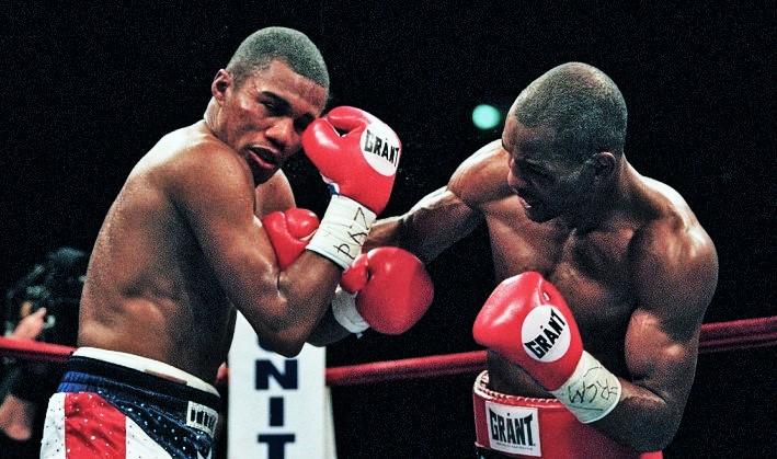 Sept. 29, 2001: Hopkins vs Trinidad