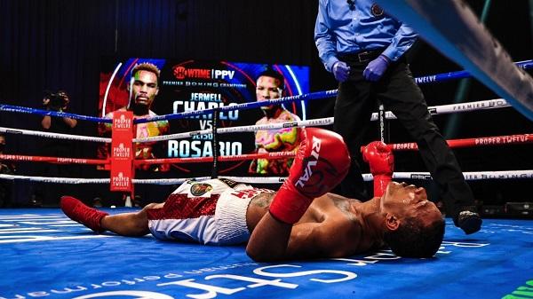 Charlo vs Rosario