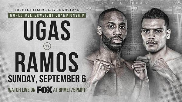 Ugas vs Ramos