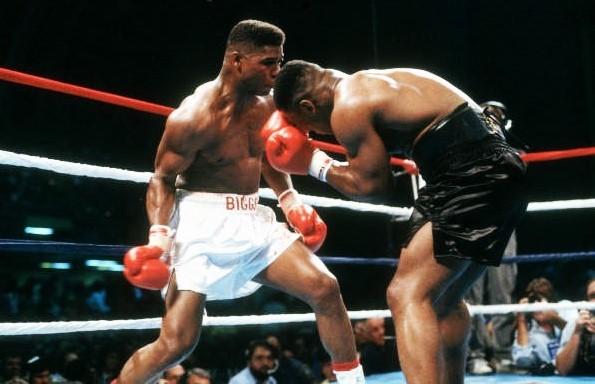 Tyson vs Biggs