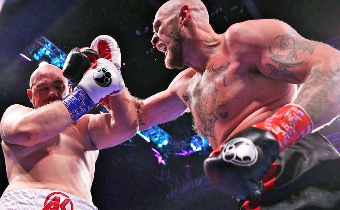 Upset Of The Year 2020 boxing