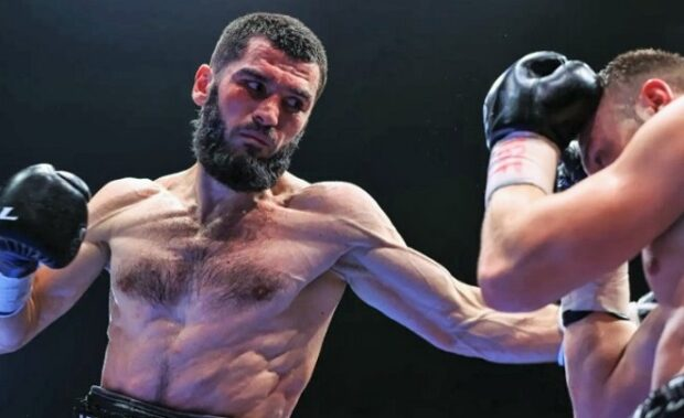 Glen Sharp Beterbiev podcast