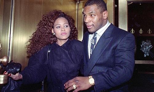 Tyson vs Tubbs