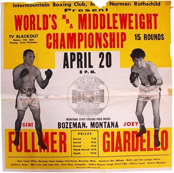 Fullmer vs Giardello