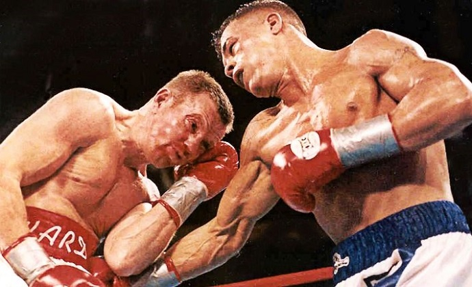 May 18, 2002: Gatti vs Ward I