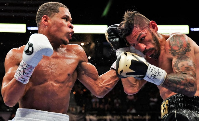 Haney vs Lopez
