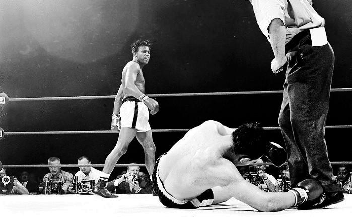 May 1, 1957: Robinson vs Fullmer II