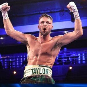 podcast boxing josh taylor