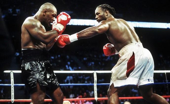 Lewis vs Tyson