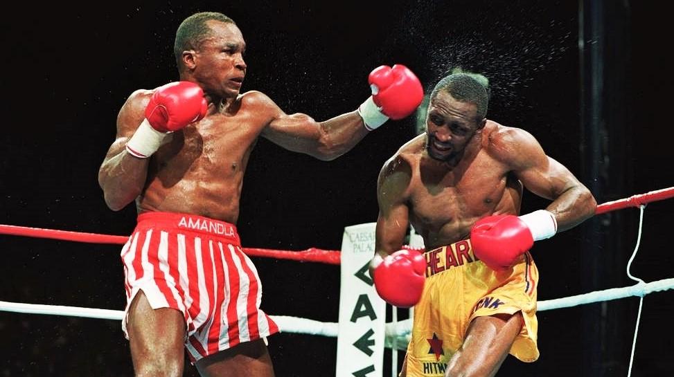 June 12, 1989: Hearns vs Leonard II