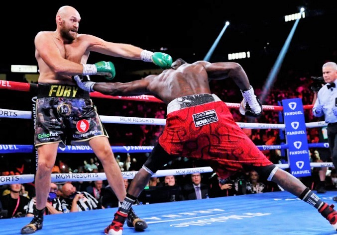 Fury vs Wilder