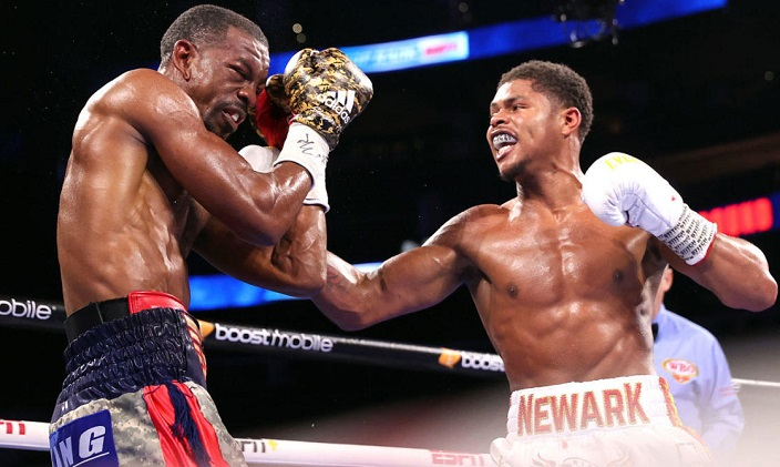 Fight Report: Stevenson vs Herring